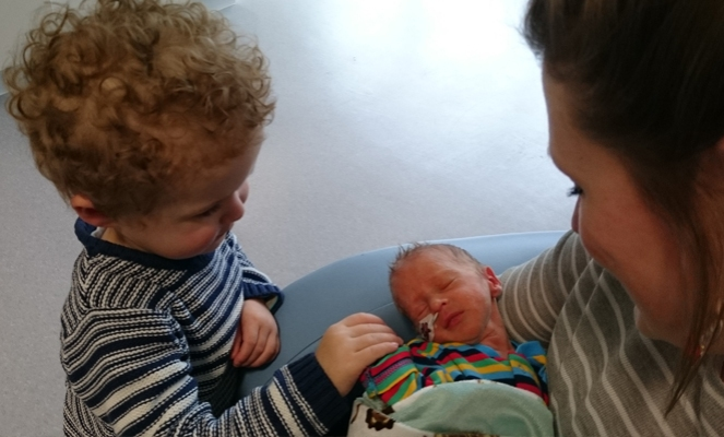 older children and NICU